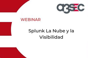 Webinar splunk La Nube y la Visibilidad