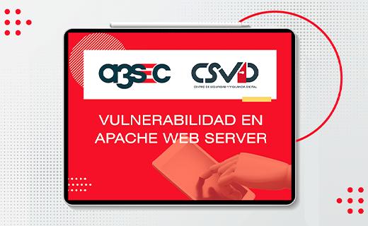 Vulnerabilidad en Apache Web Server